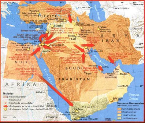 middle east war zone map mami s the middle east conflict a crash course for