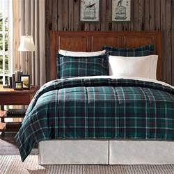 Comforters Overstock Premier Comfort Franklin Plaid Full Queen Size 3 Piece