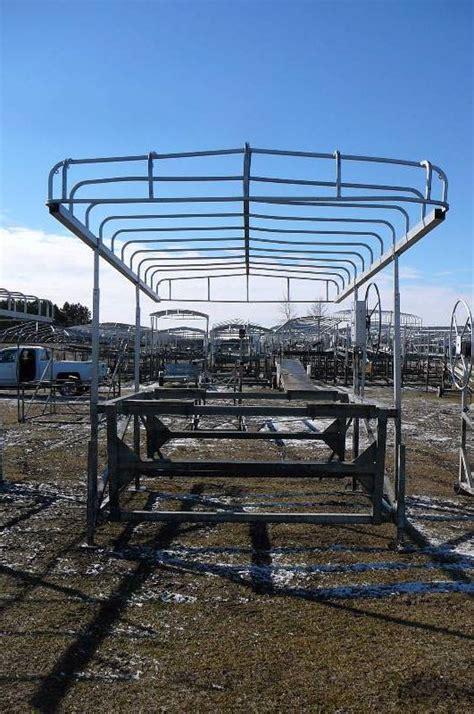 hewitt boat lift canopy hewitt aluminum cantilever lift with canopy boat lift