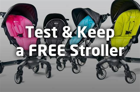 Origami 4moms Review - how you can get a free 4moms origami stroller