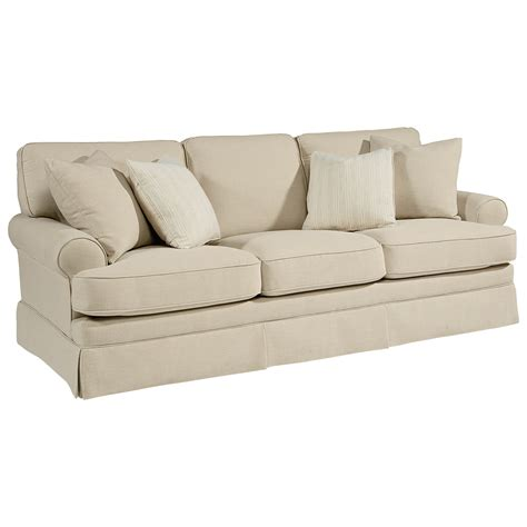 american heritage furniture sofa magnolia home by joanna gaines heritage sofa miskelly
