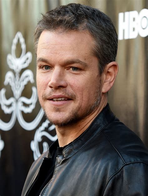 matt damon matt damon claims required a cameo before filming on