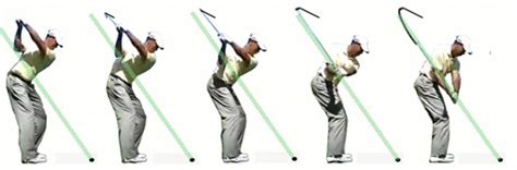 reverse slot golf swing why a flat left wrist setting at the top needs to be
