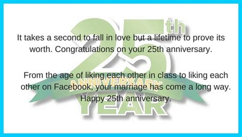Silver Jubilee Wedding Anniversary Wishes Sms by Silver Jubilee Wedding Anniversary Sms