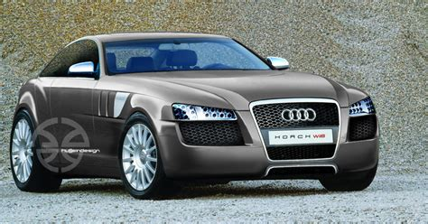 Audi Horch audi horch w16 by husseindesign on deviantart