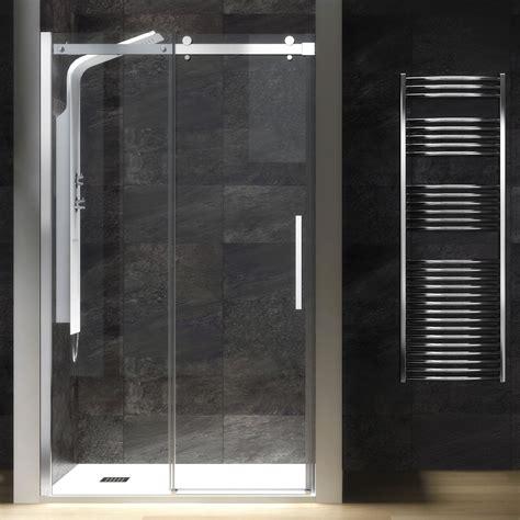 box doccia scorrevole nicchia 120 cm porta per box doccia scorrevole cristallo
