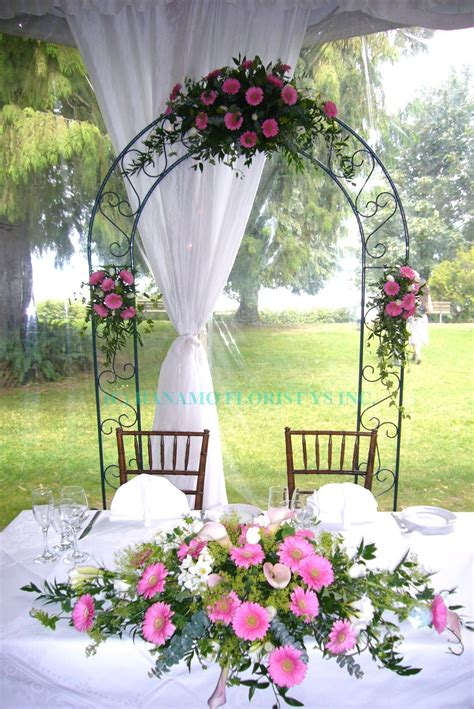 Wedding Arch Flowers by Ideas Para Decorar De Boda Ideas Para Armar Arcos