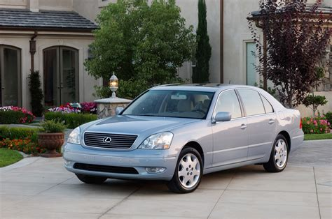 lexus models 2003 2003 lexus ls430 reviews and rating motor trend