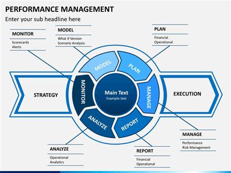 performance management templates performance management powerpoint template sketchbubble