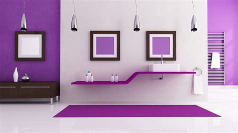 home design in hd 1920x1080 purple interior desktop pc and mac wallpaper