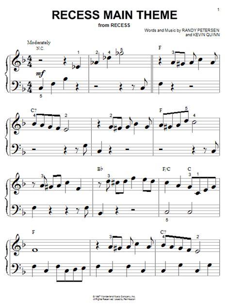 amazon com pride and prejudice main theme from pride recess main theme sheet music direct