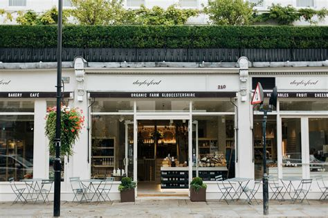 Country Homes And Interiors organic cafes in london