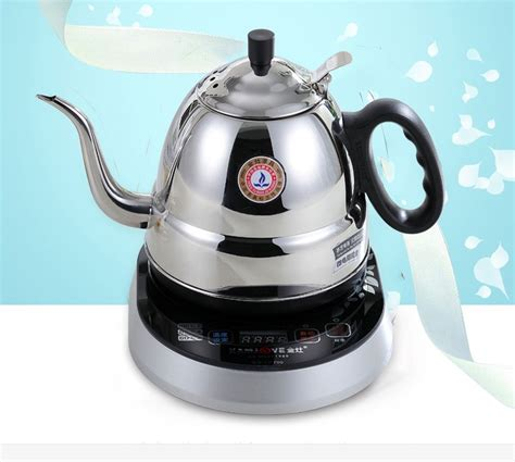induction electric tea kettle aliexpress buy free shipping kamjove tp 700 stainless steel electric kettle