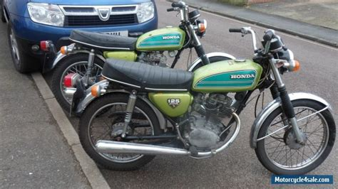 Honda Cb For Sale by Honda Cb 125 For Sale Wroc Awski Informator