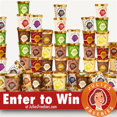 Ice Cream Giveaway - 5 000 pints ice cream giveaway julie s freebies