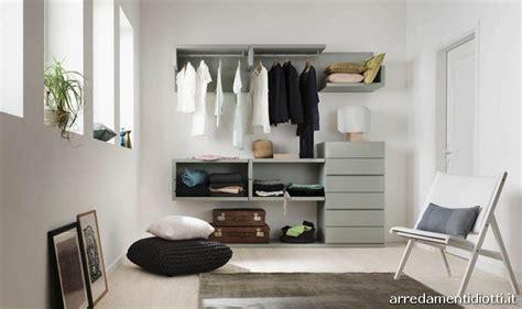 Lemari Wardrobe Vintage Cloth Storage Gantungan Baju Indoor Ok Cabina Armadio Smart Con Mensola L Diotti A F Arredamenti