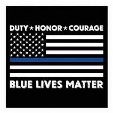 blue lives matter in the line of duty books everyday american jerseyinfidel74
