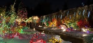 Lights Botanical Gardens In Denver Lights Events Carol