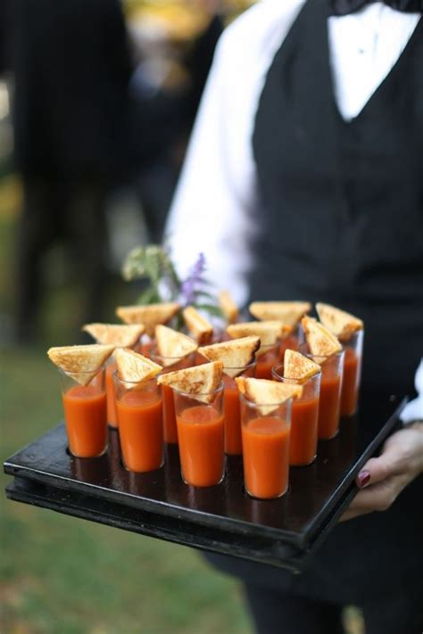 hottest fall wedding appetizers  love deer pearl