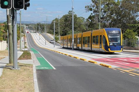 when the road with a light rail vehicle you light rail is light in name only greater auckland