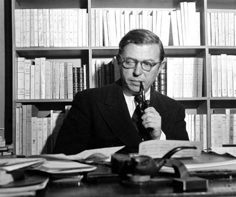 Sartre Jean Paul jean paul sartre biography facts childhood family