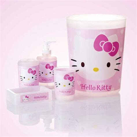 hello kitty bathtub hello kitty bathroom set ebay