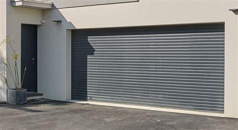 porte de garage enroulable novoferm