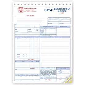florida hvac efficiency card template work orders custom hvac work order with authorized