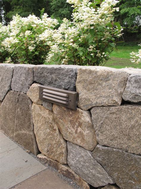 landscape wall lights nilsen landscape design 187 ideas for lighting a landscape wall