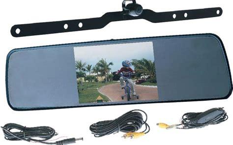 Kaca Spion Rear View Mirrors Model 250 Fi Utk Yamaha R15 gator arv43m car 4 3 quot mirror system wired wireless reversing rfb ebay