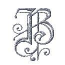 imagenes goticas gif gifs animados de letras b gifmania