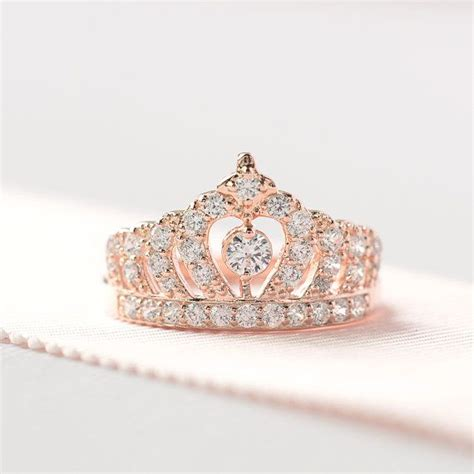best 20 princess crown rings ideas on crown