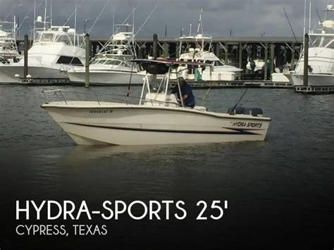 hydrasport boats for sale hydra sports 2500cc boats for sale