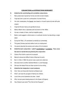 wk 4 list of interjections + their meaning | Word Work