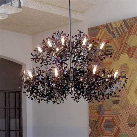 Grand Lustre by Grand Lustre Design Supercoral Lumen Center Italia