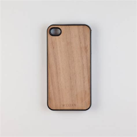 Wood For Iphone 4 4s 5 5s 6 6s 6 home woodskin