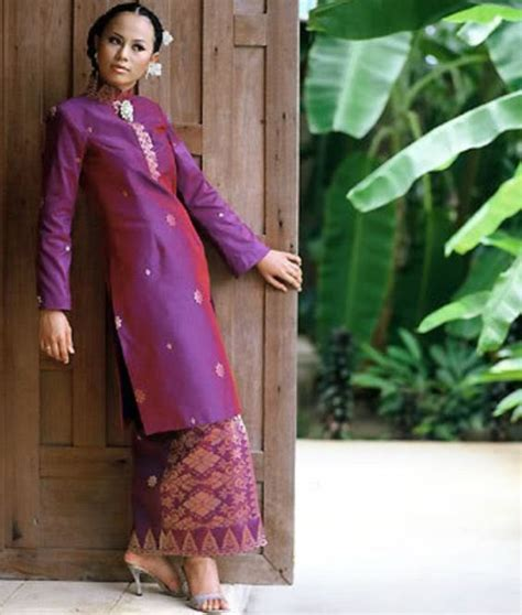 pattern baju kain songket songket terengganu malay traditional costume pinterest