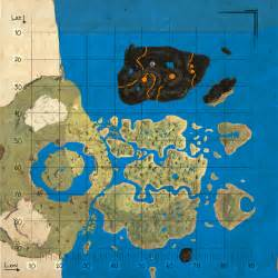 the center map a guide playark