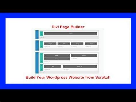enfold theme killer how to build a wordpress website from scratch with the
