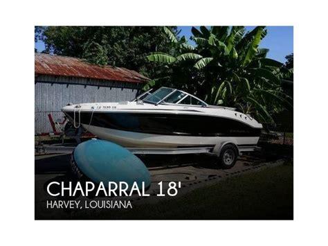 chaparral boats h2o 18 sport chaparral h2o 18 sport en florida embarcaciones abiertas