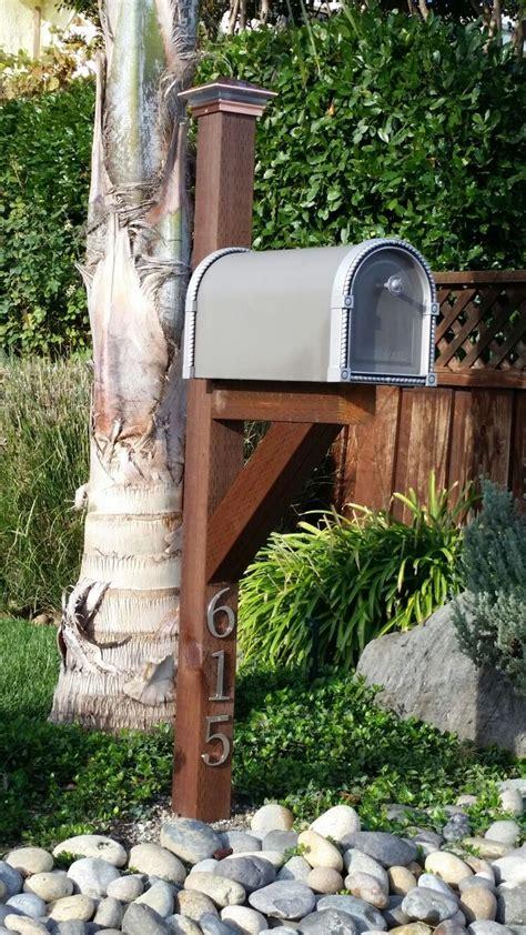 mailbox post with solar light mailbox post with solar light solar lights
