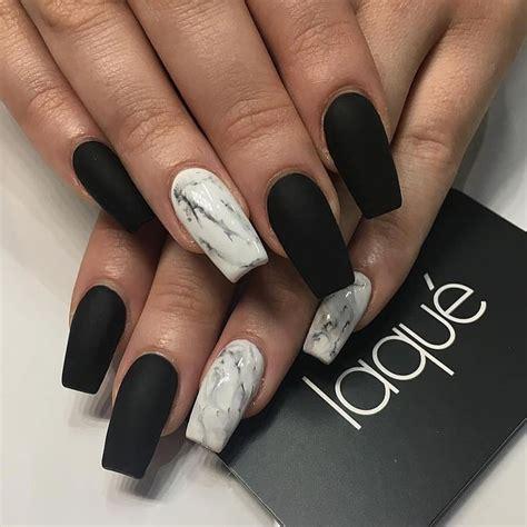 marble nails coffin nails designs acrylic nails