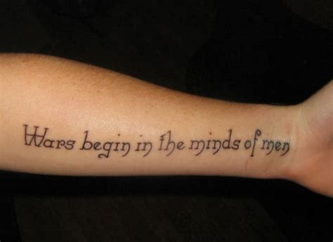 short quote tattoos for men quotes for ideas and designs for guys