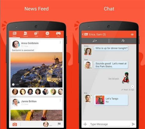 mobile instant messaging apps top best instant messaging apps for android technobezz
