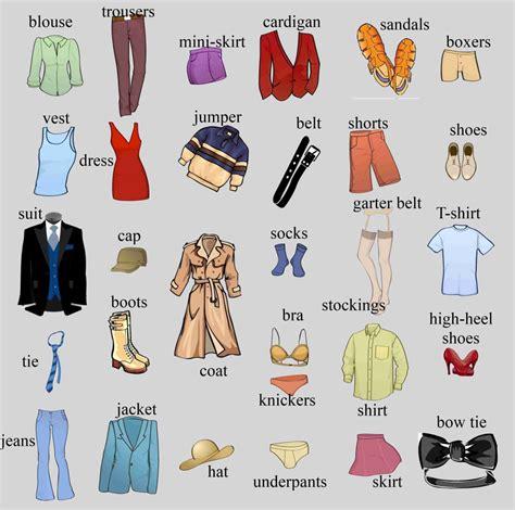 clothes pattern in english forum fluent landclothes vocabulary fluent land