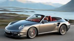 2009 Porsche 911 Turbo Cabriolet Review Porsche 911 Turbo Cabriolet 2010 Review By Car Magazine