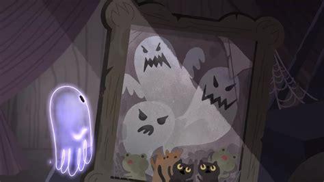 doodle de hoy 31 de octubre se instala con un tierno doodle en
