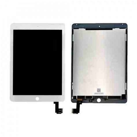 Lcd Air air 2 digitizer assembly replacement part with lcd white