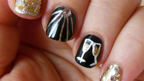 new year nails new year s nail ideas as pretty as your