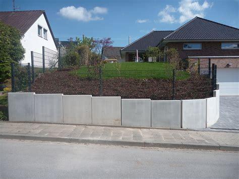 L Steine Aus Beton by Ihr Garten Unsere Leidenschaft